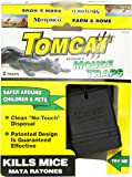 MOTOMCO 2-Pack Tomcat Mouse Trap