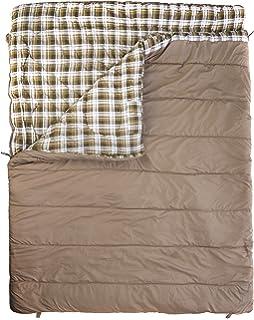 Vango Accord Square Sleeping Bag Nutmeg Double