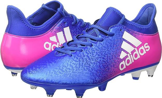 adidas X 16.3 SG, Chaussures de Football Compétition Homme