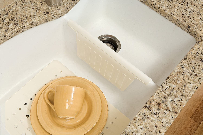 1297-AR-BISQU Bisque FG1297ARBISQU Rubbermaid Sink Divider Mat