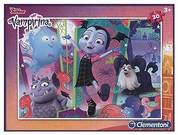 Puzzle30 PiezasDiseño Disney Vampirina Clementoni De L5j43AR