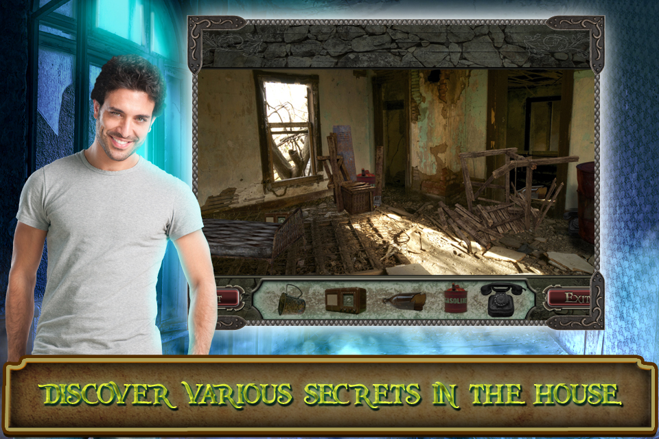 Survive the Haunted House - Hidden Objects Games [Download]