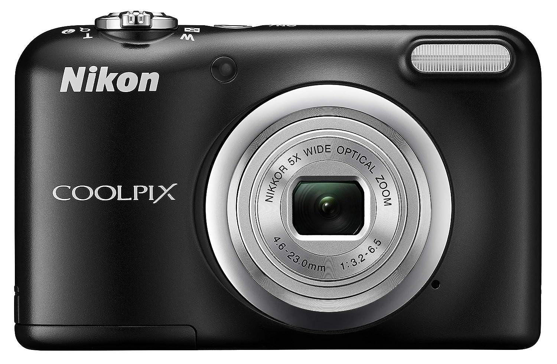 Nikon COOLPIX A10 Cámara compacta de 16.1MP con estuche de regalo ...