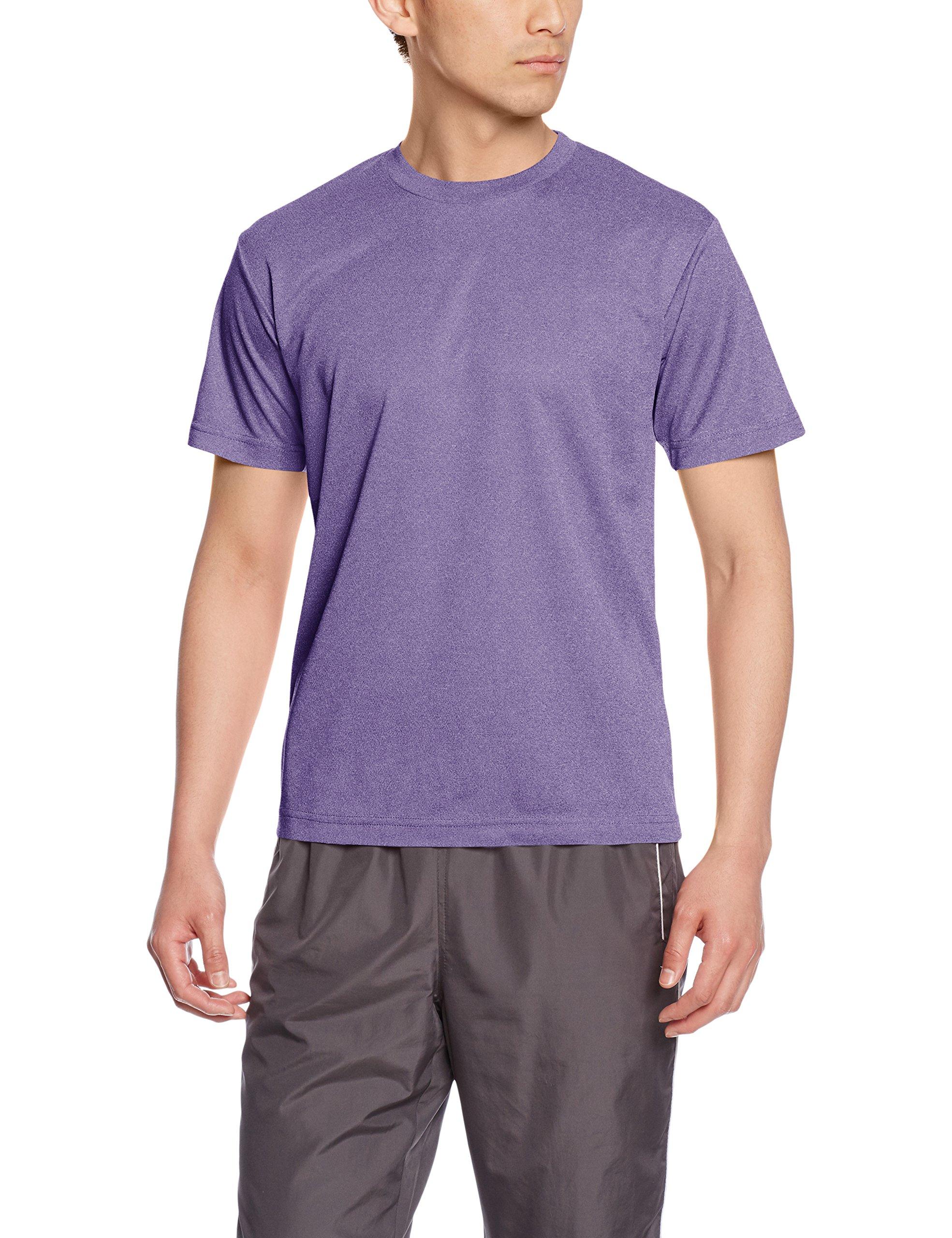 [グリマー] 半袖 4.4oz ドライTシャツ(クルーネック) 00300-ACT