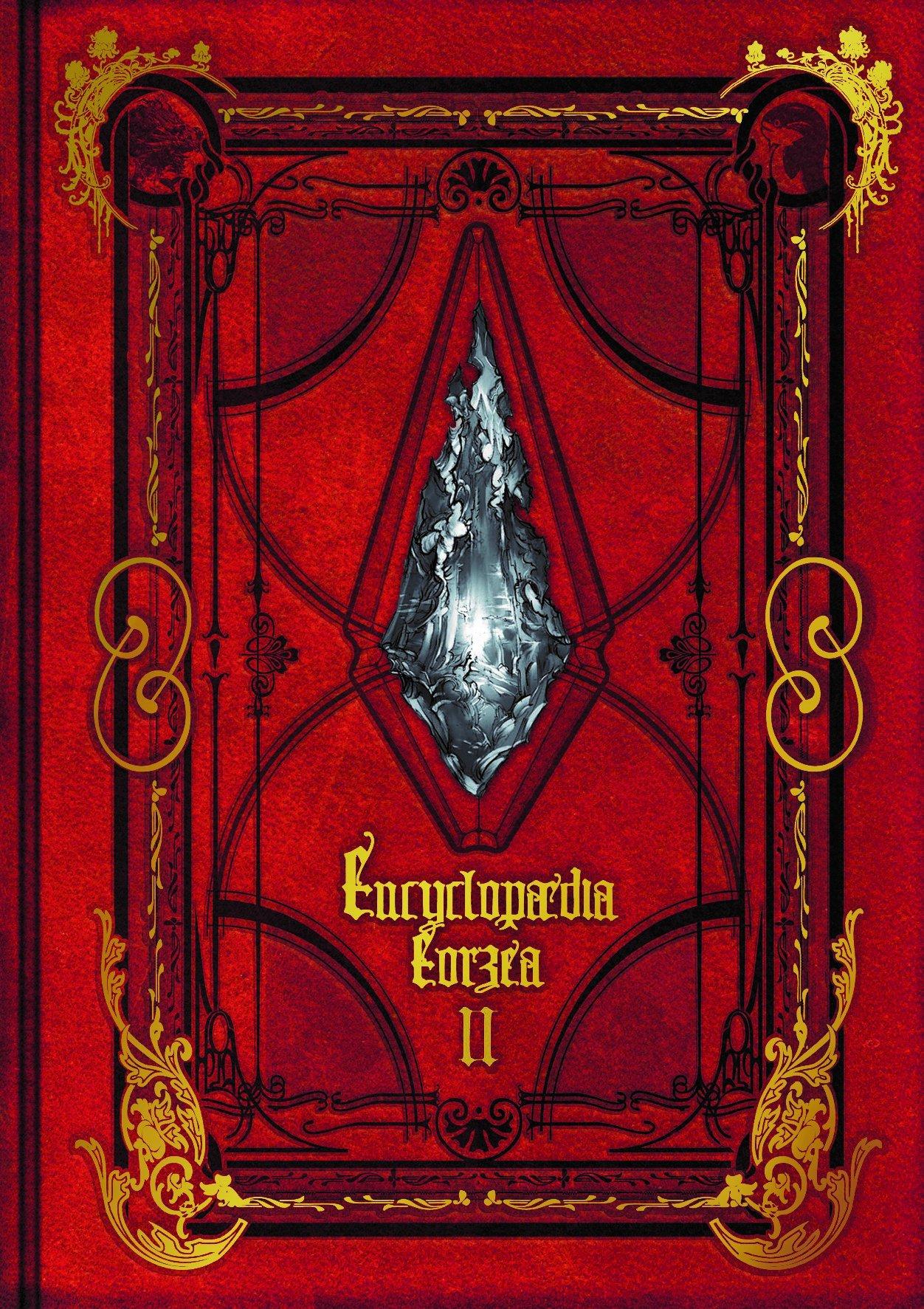 Encyclopaedia Eorzea The World of FINAL FANTASY XIV English Ver Volume II