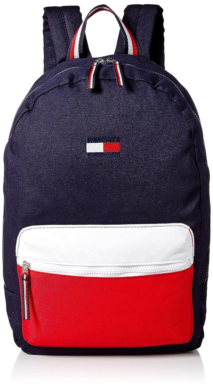Tommy Hilfiger Backpack Patriot Colorblock Canvas