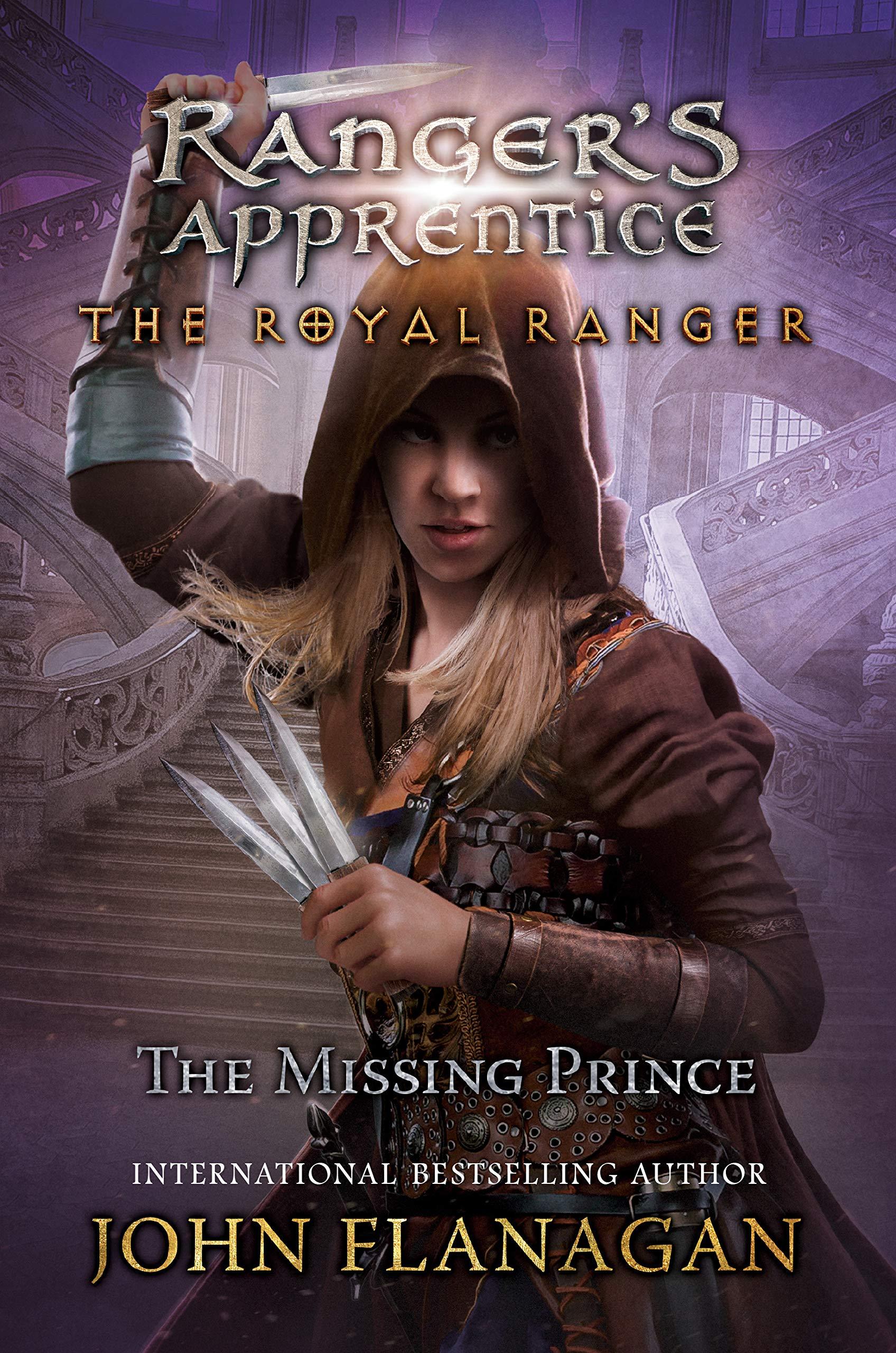 Ranger's Apprentice: The Missing Prince - John Flanagan