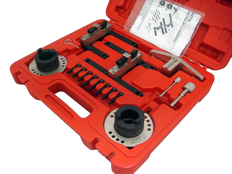 Ford maletín con juego de herramientas para (1,0 EcoBoost) por JTC 4470: Amazon.es: Coche y moto