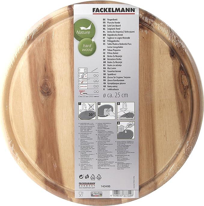 Pr/áctica Caja organizadora para Cocina y despensa Transparente Fant/ástico Accesorio de Cocina de pl/ástico Resistente Caja con asa y Varios Compartimentos mDesign Organizador de Cocina