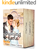 Dashing Earls: Regency Romance Collection (English Edition)