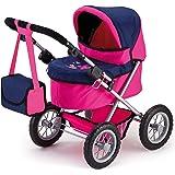 Bayer Design Doll Pram Trendy (Pink)