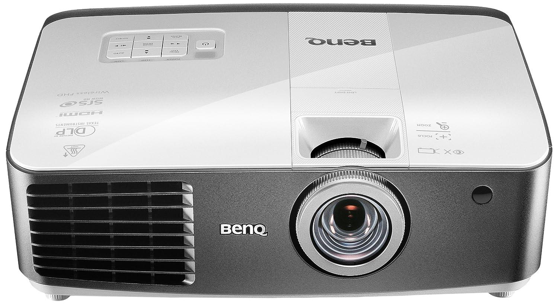 Benq W1400 - Proyector DLP 3D (2200 lúmenes ANSI, DLP, 1080p ...