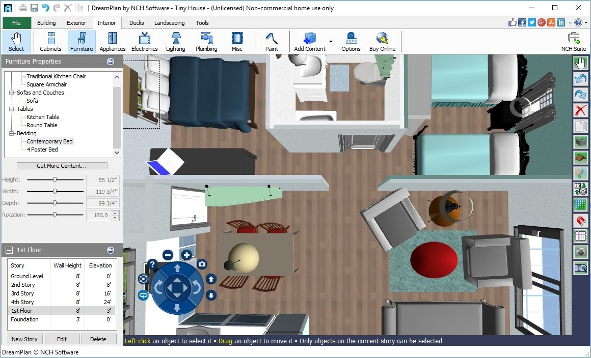Dreamplan home design and landscaping software download amazon co uk software