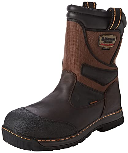 49930335afc Dr. Martens Industrial Men s Turbine Safety Boots  Amazon.co.uk ...