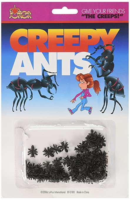 Our Friends the ANTS