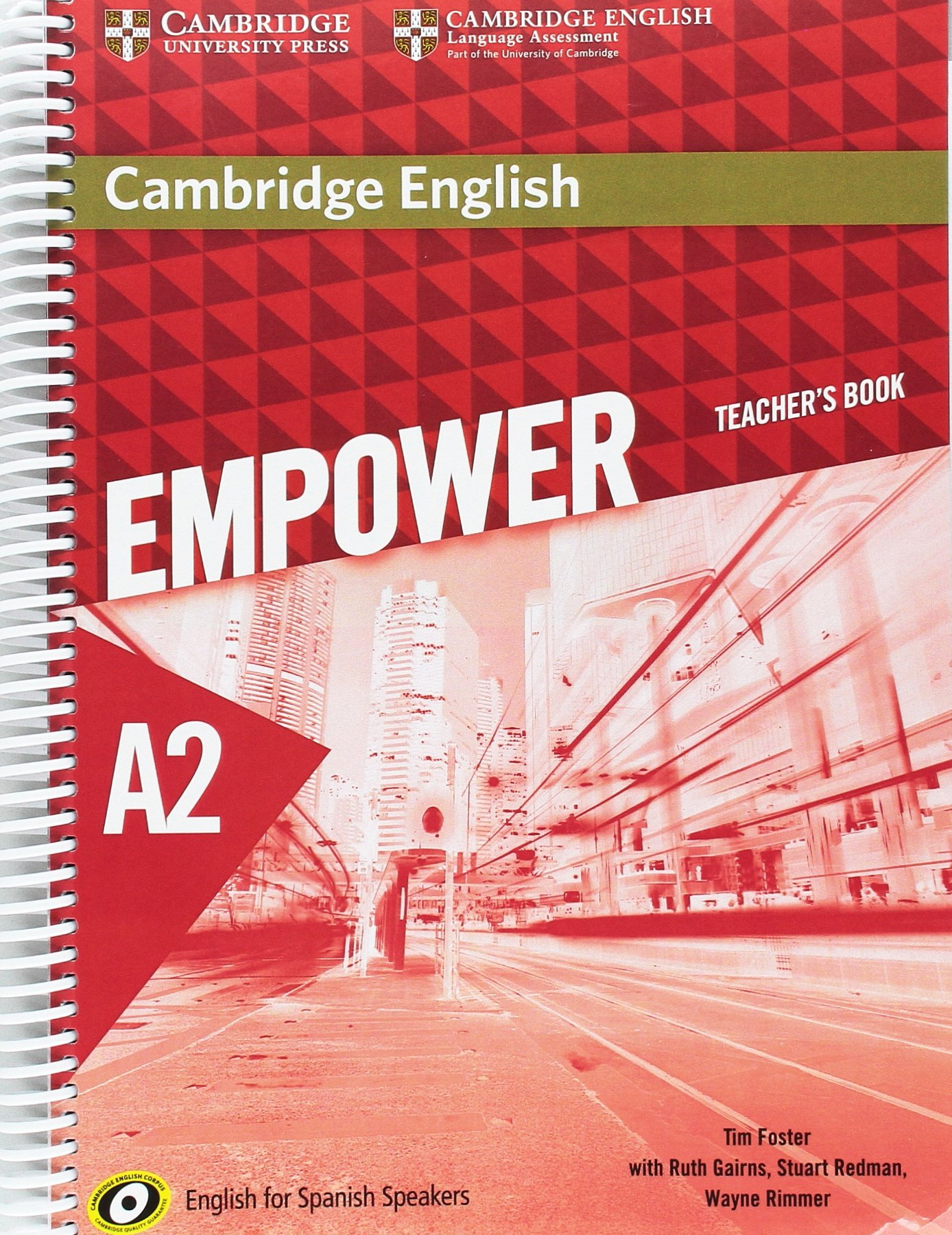 Cambridge English Empower for Spanish Speakers A2 Teacher's