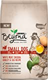 Purina Beyond Small Dog Natural White Meat Chicken, Barley & Egg Recipe Dry Dog Food