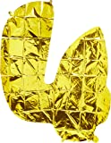 """Gold and silver , 40"""" Numbers 0-9 foil balloons. Birthday / Party balloons. Q1501gold40""""(4)"""