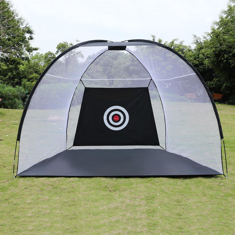 amazon com ancheer golf driving net portable pop up golf
