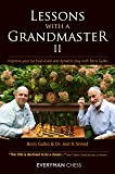 Lessons with a Grandmaster 2: Improve Your Tactical Vision and Dynamic Play with Boris Gulko