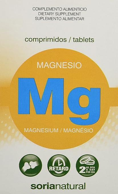 Soria Natural Magnesio - 30 Comprimidos