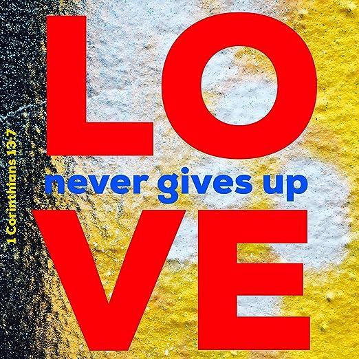 Imán Para Nevera Con La Frase En Inglés Chrisian Quote Wall