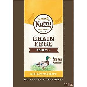 Nutro Grain-Free Adult Dry Cat Food Bag