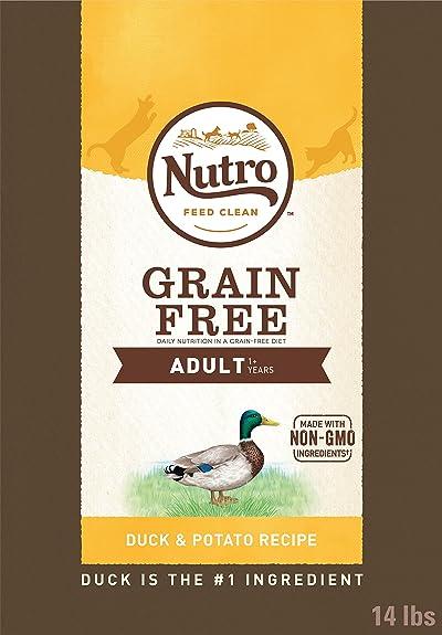 NUTRO Grain Free Adult Dry Cat Food