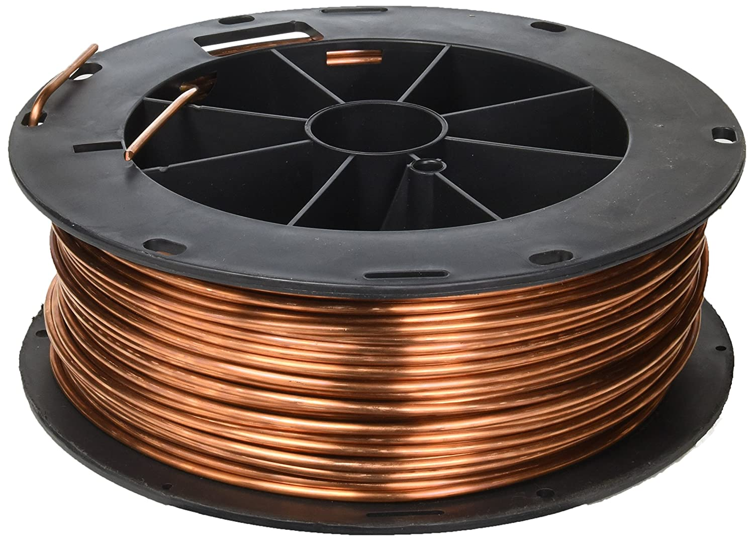 Southwire 10632802 500\' 8 Solid Bare Copper Wire - Electrical Cables ...