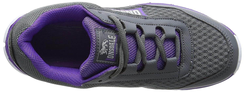 Chaussures de Running Comp/étition Femme Lonsdale Southwick