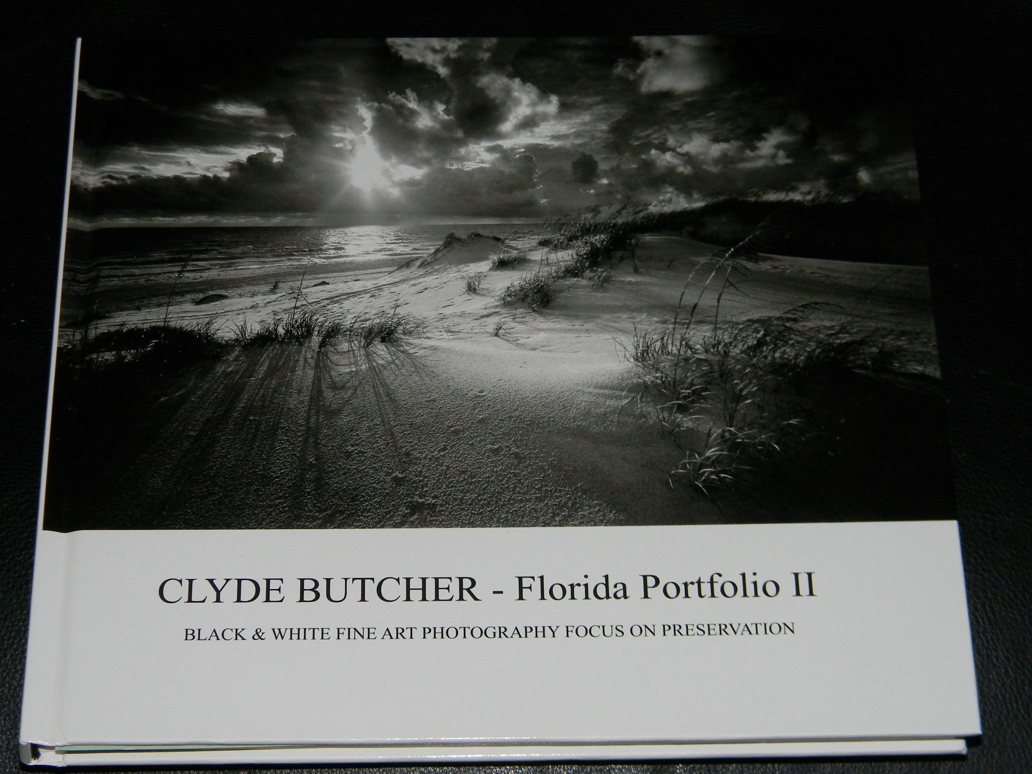 Clyde butcher florida portfolio ii black white fine art
