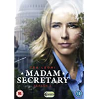 Madam Secretary S4 (DVD) [2018]