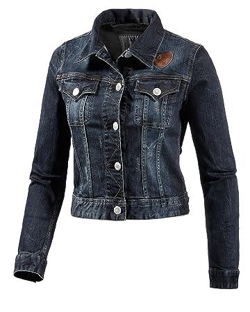 Herrlicher jeans jacke damen