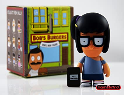Kidrobot Bob/'s Burgers Series 2 Blind Box Mini Series Figure NEW 1 Figure