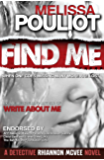 Find Me (Detective Rhiannon McVee Crime Mystery Book 1)