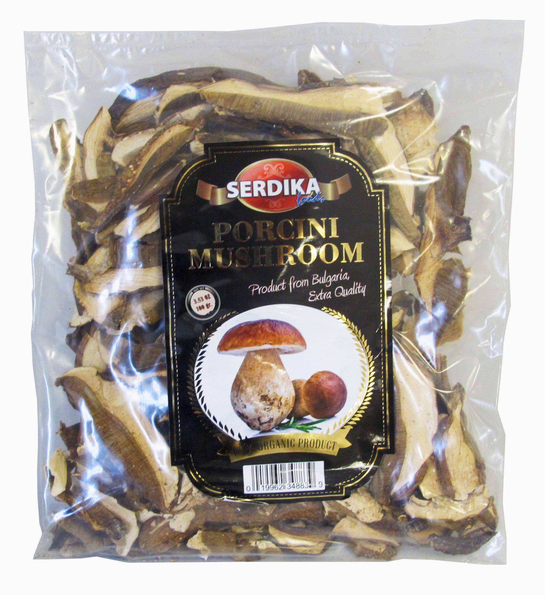 Dry Porcini Mushrooms AA PREMIUM Grade / 2 PACK-200gr total