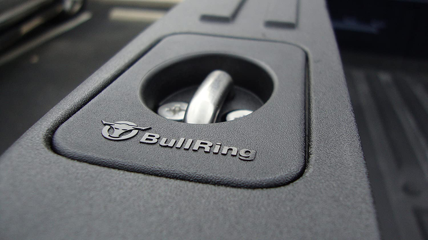 Bull Ring 4035 Special FIT 2017-19Super Duty Trucks with Mis-Aligned Rail Cap 1 Pair Ford Flush Offset for 2015-19 F 150