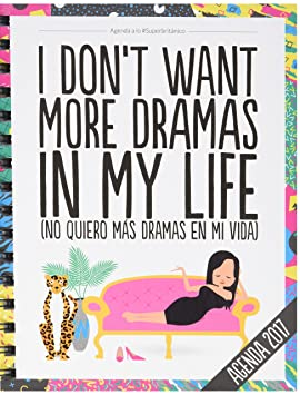 Agenda kitsch 2017 - I dont want more dramas in my life ...