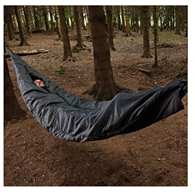 Snugpak Hammock Cocoon with Travelsoft Filling Olive: Sports & Outdoors