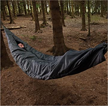 Olive by SnugPak Hammock Cocoon with Travelsoft Filling