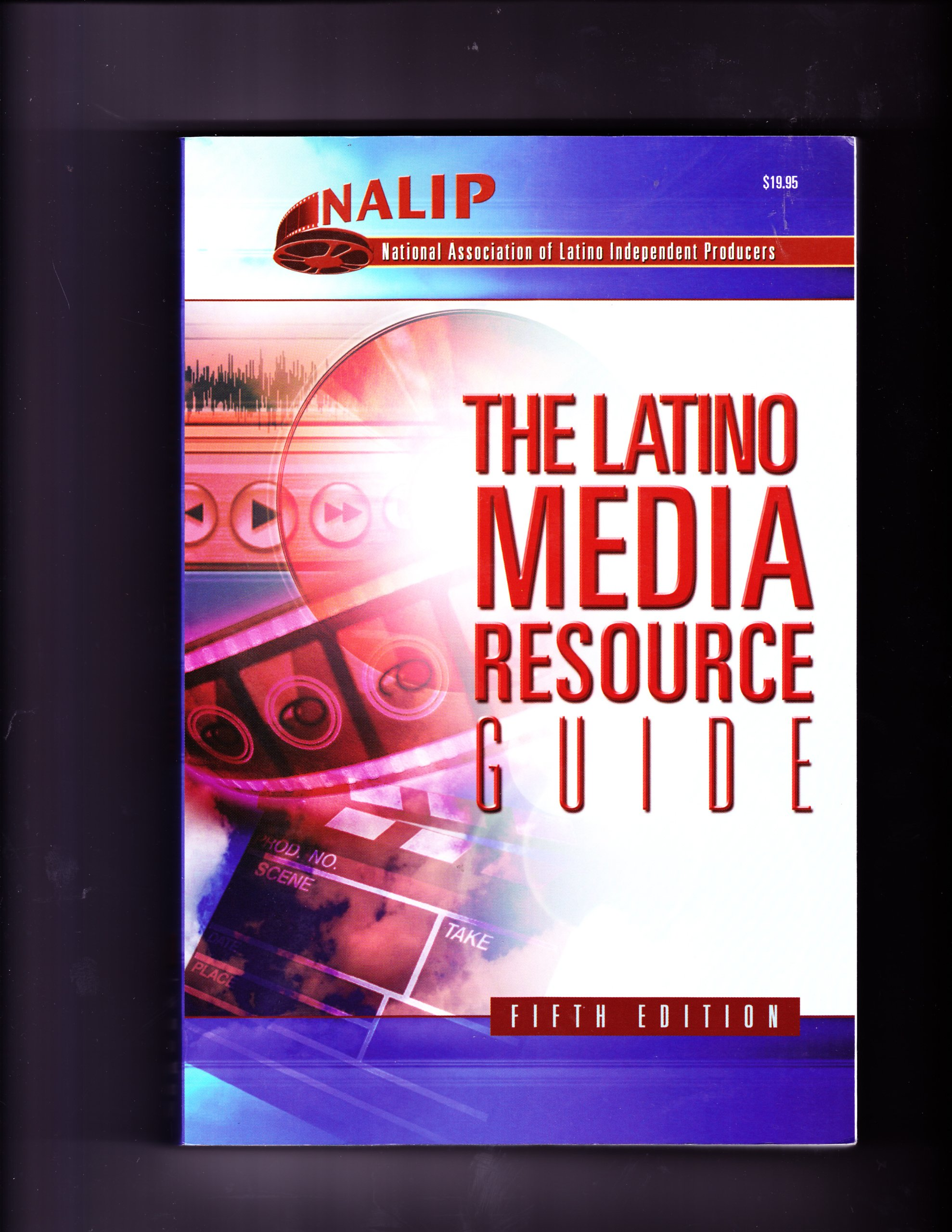 Read Online The Latino Media Resource Guide 2008 pdf