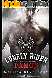 Damon: A Motorcycle Club Romance (Lonely Rider MC Book 4)