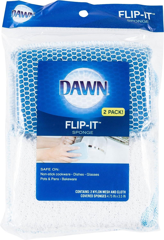 Amazon.com: Butler Dawn Flip It – Malla de Nylon y gamuza ...