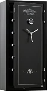 Best Fireproof Gun Safe Review