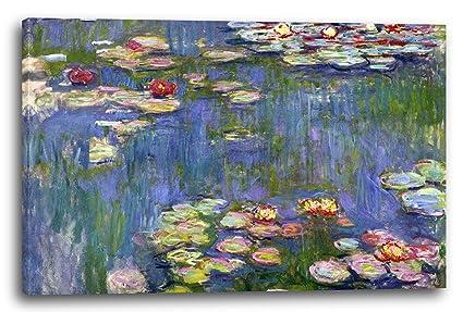Claude Monet - Nenúfares(ca. 1916), 120 x 80 cm (varios tamaños ...