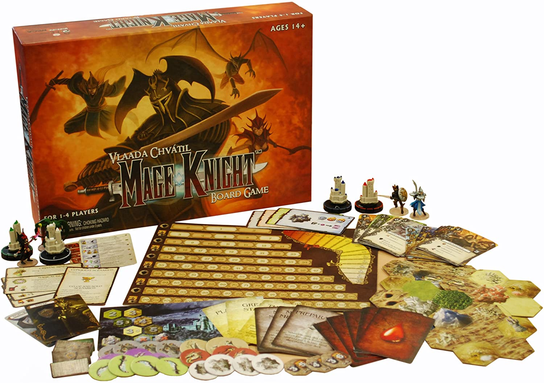 Top 6 Board Games like Gloomhaven