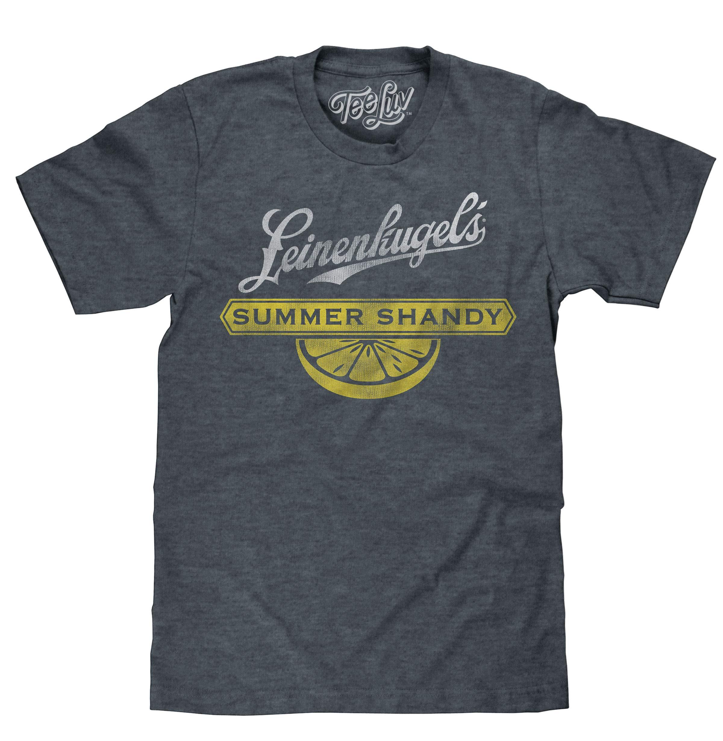 Leinenkugel S Summer Shandy T Shirt Leinenkugel Beer Shirt 5882