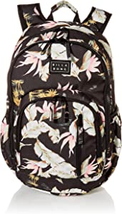 Billabong Women's Roadie Backpack, Black/Mint, One Size