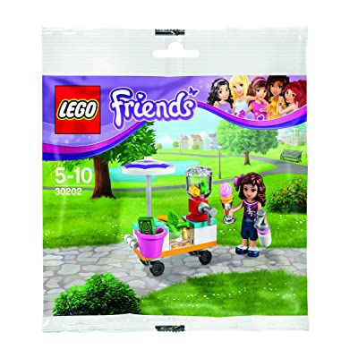 LEGO Friends Smoothie Stand - 30202 by LEGO: Toys & Games