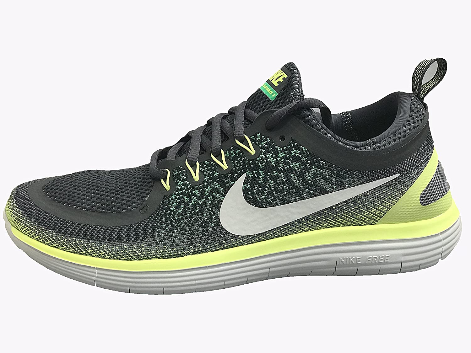 sale retailer ce27c f1846 Amazon.com | Men's Nike Free RN Distance 2 Running Shoe ...
